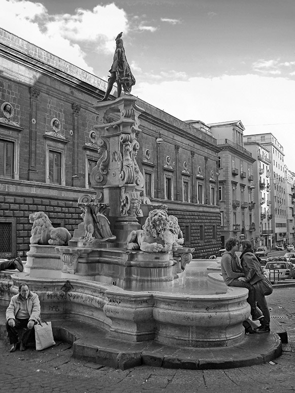 Fountain of Monteoliveto