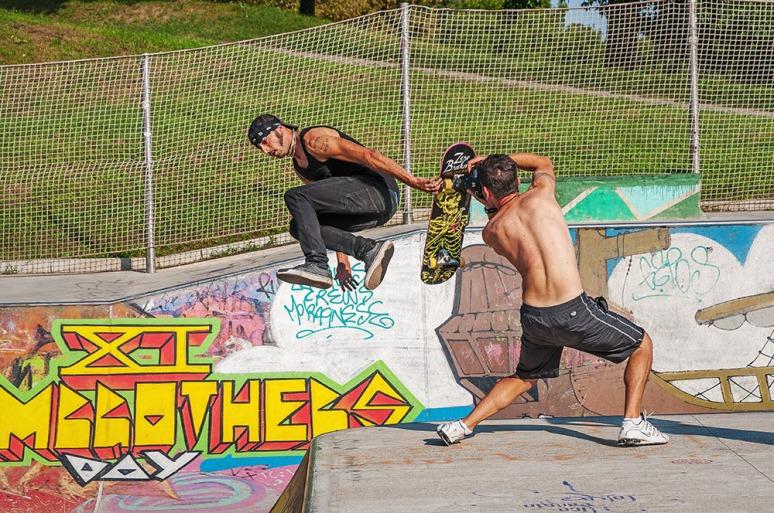 Skateboard_Skateboarder_Skateboarding_Skatepark_Skate_LambroSkatePark_Lambrothers_Lambrooklyn_Lambro_Skate_Park_Parco_Milan_Milano_Italy_Italia_VB