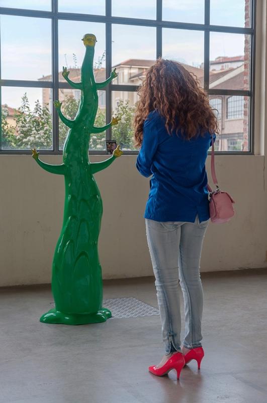 Ai_confini_della_realta_Ufo_Marziani_the_twilight_zone_Step_Art_Fair_Fabbrica_del_Vapore_Milan_Italy